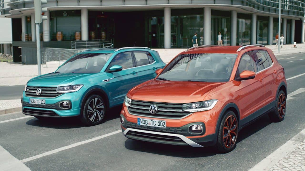 Der Neue Volkswagen T Cross Uberraschend Anders News Scheidweg Garage
