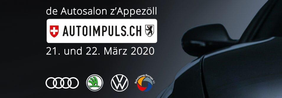 AutoImpuls 2020 – De Autosalon Z'Appezöll