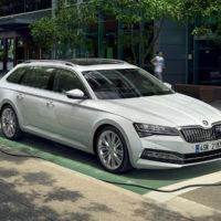 Skoda Superb IV AutoImpuls 2020