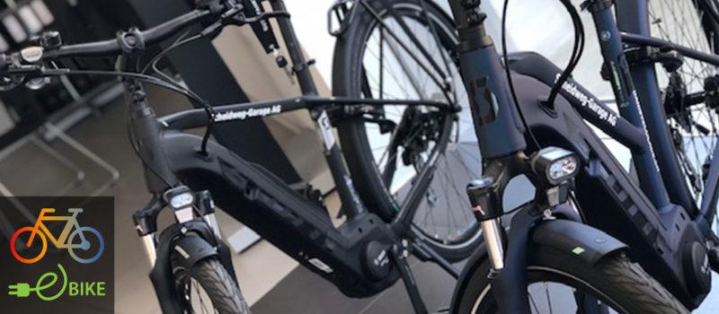 E-Bike Ersatzfahrzeug