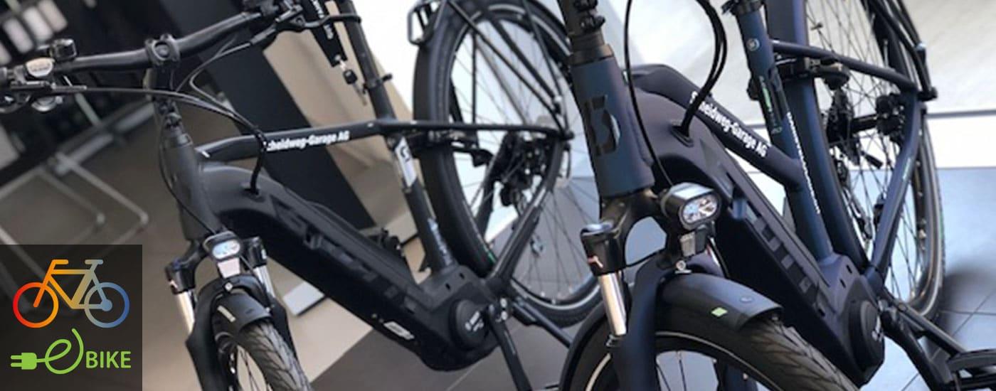 Ersatz-E-Bikes