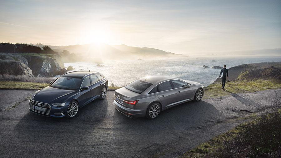 Der Neue Audi A6 – Eine Generation Voraus