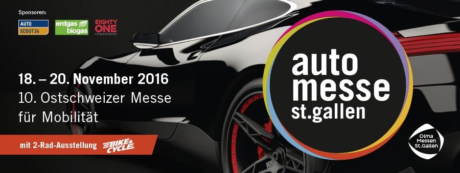10. Ostschweizer Messe Für Mobilität