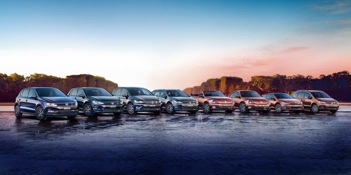 VW Allstar-Sondermodelle