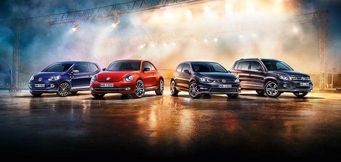 Die Neuen Club & Lounge Sondermodelle Von Volkswagen