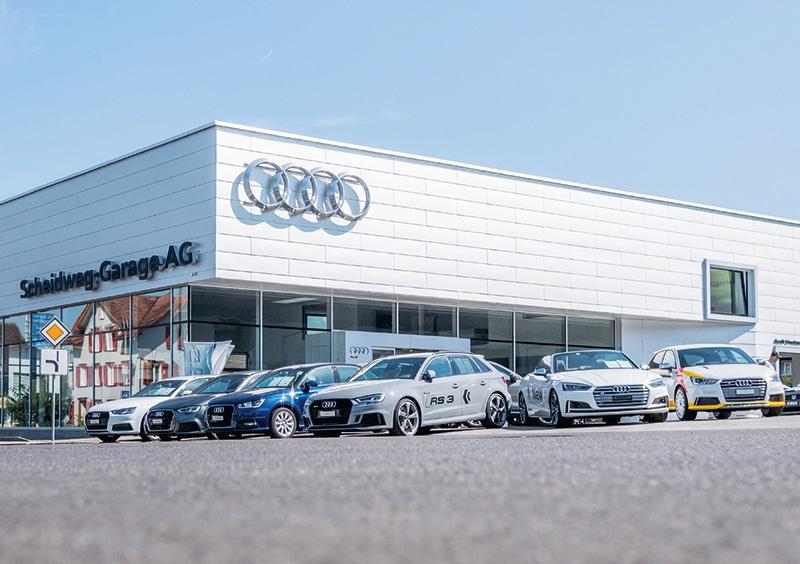 Kein Geheimnis: Die Appenzeller Können Auch Audi