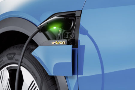 Audi E-tron Detail