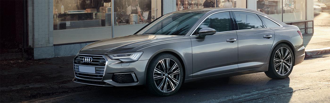 Audi A6 Limousine Scheidweg Garage