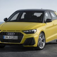 Audi A1 Sportback Schweiz Prämiere