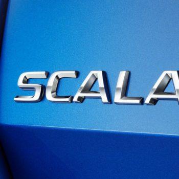 Skoda Scala Scheidweg Garage