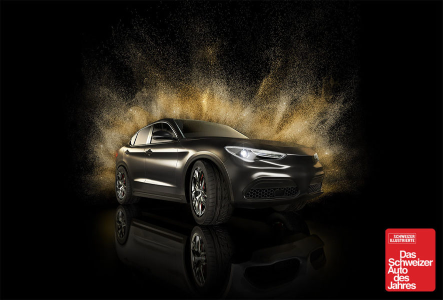Das Lieblingsauto Der Schweizer: Der VW Touareg