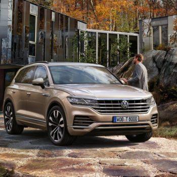 Lieblingsauto Der Schweizer: Platz 1 - VW Touareg