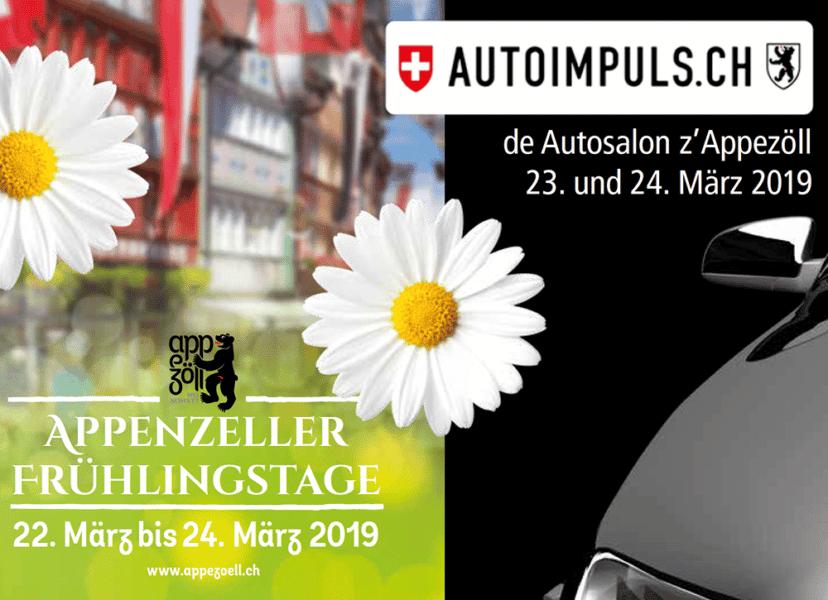 AutoImpuls 2019 – De Autosalon Z'Appezöll