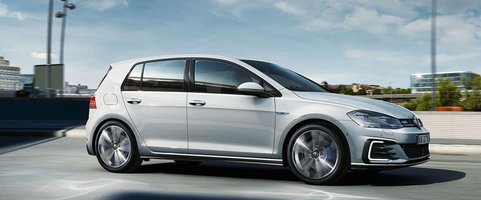 VW Golf GTE Scheidweg-Garage