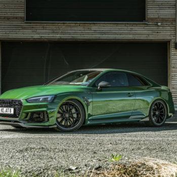ABT Audi RS5 - ABT Stützpunkt Appenzell