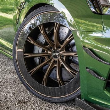ABT Audi RS5 Aerorad - ABT Stützpunkt Appenzell