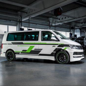ABT VW E-transporter Autosalon Genf 2019