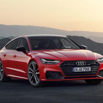 Audi A7 TFSIe Autosalon Genf 2019