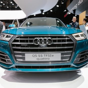 Audi Q5 TFSIe Autosalon Genf 2019