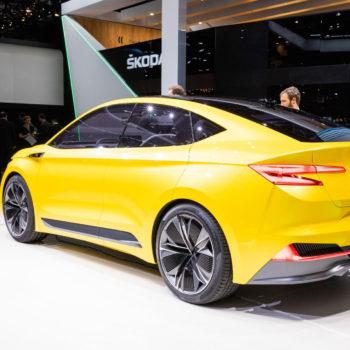 Skoda Vision IV Autosalon Genf 2019