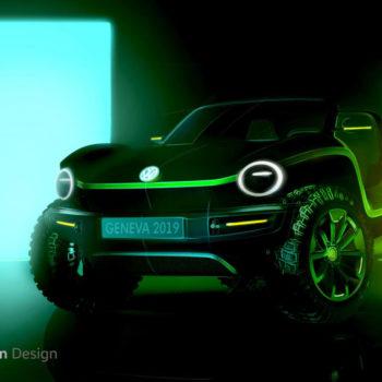 VW ID. Buggy Autosalon Genf 2019