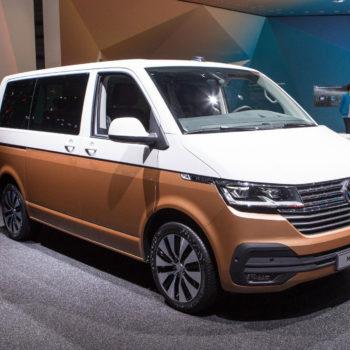 VW Multivan 6.1 Autosalon Genf 2019