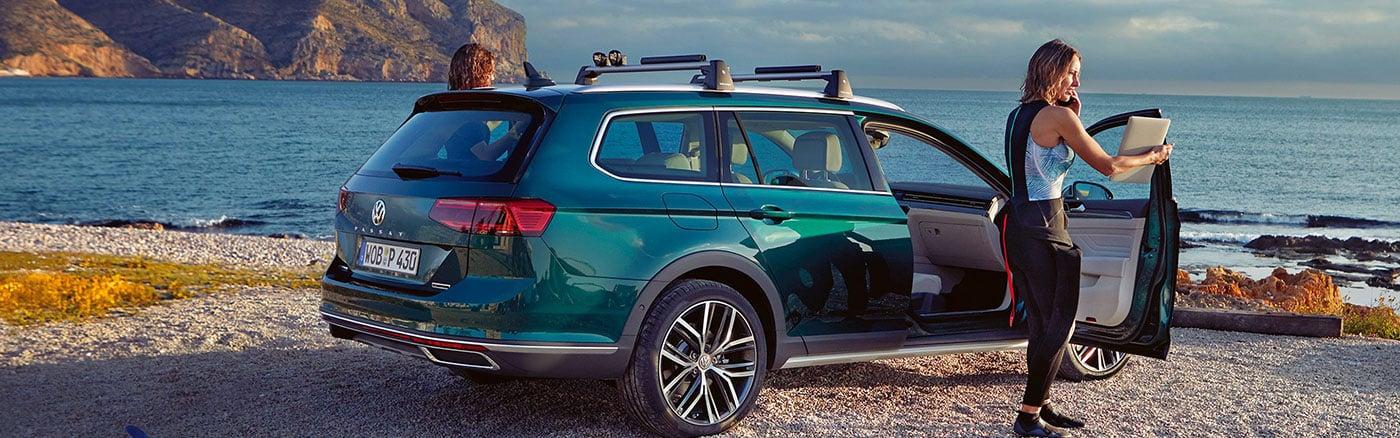 VW Der neue Passat Alltrack