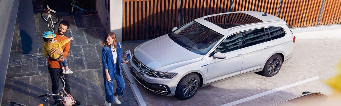 VW Der neue Passat GTE
