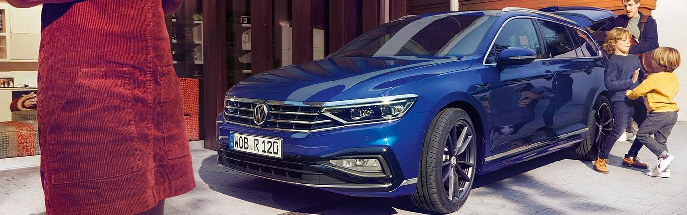 VW Der neue Passat Variant