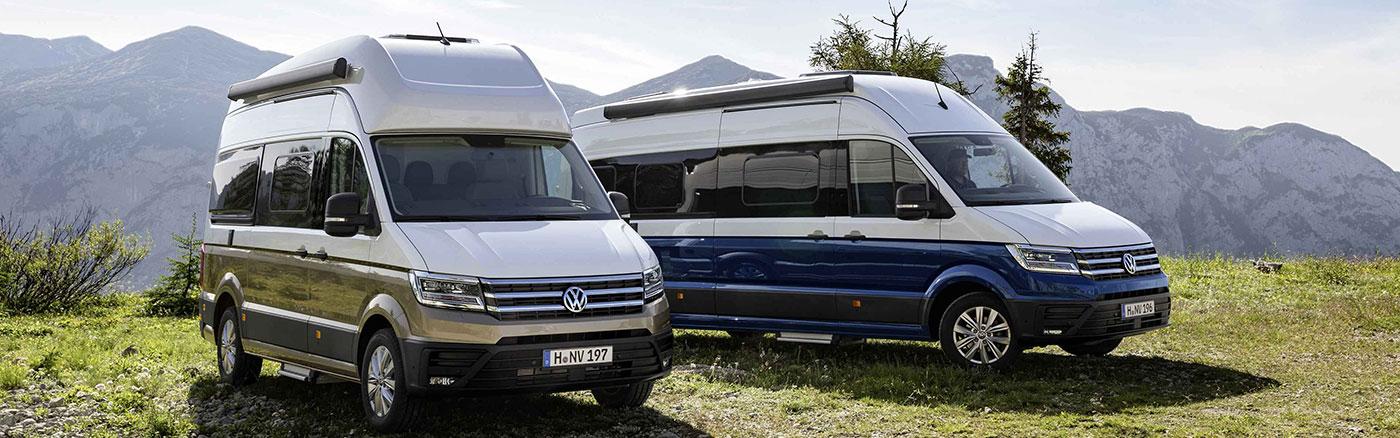 VW Nutzfahrzeuge Der neue Grand California
