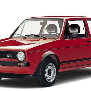 1976 Golf I GTI