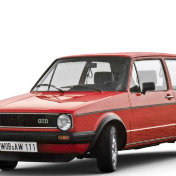 1982 Golf I GTD
