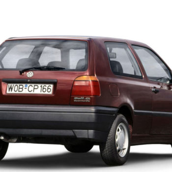 1992 Golf III Ecomatic
