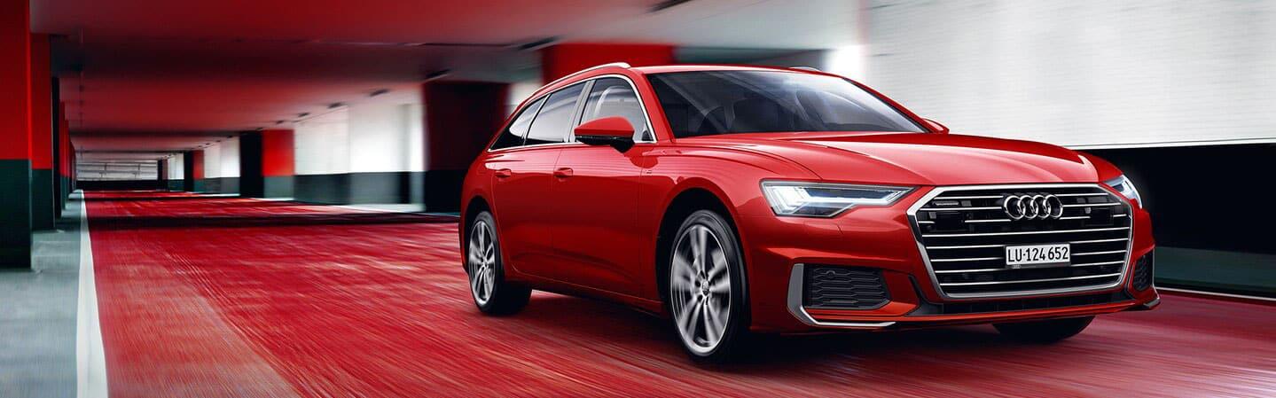 Lagerkampagne Audi 2019