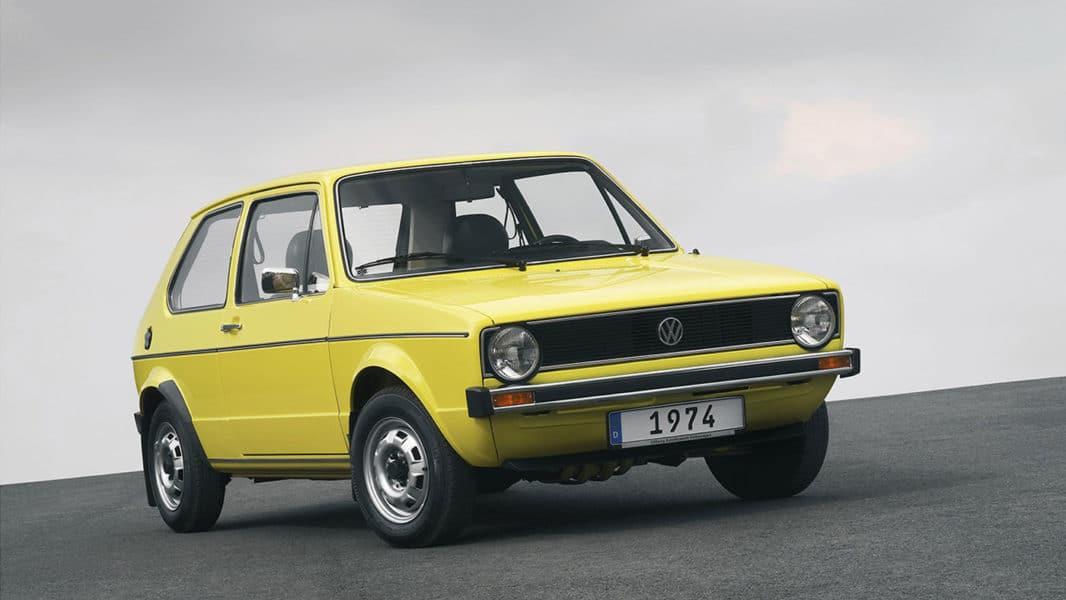 45 Jahre VW Golf In Der Schweiz