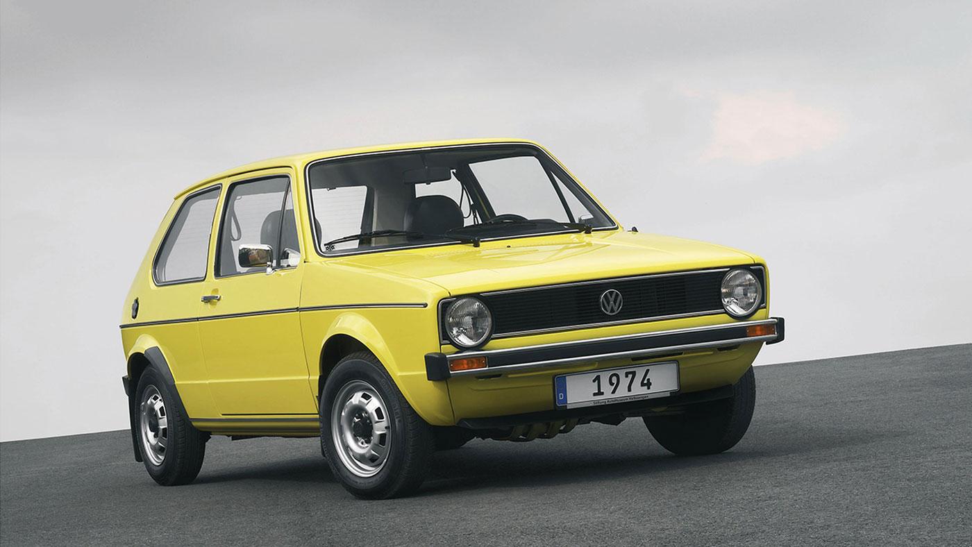 45 Jahre VW Golf