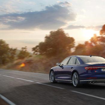 Der Neue Audi S8