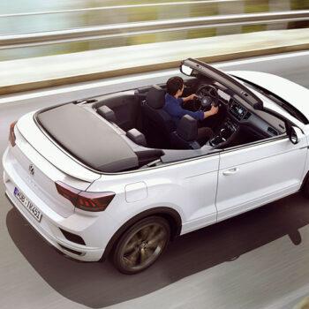 Das Neue VW T-Roc Cabriolet