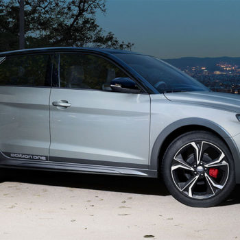 Audi A1 Citicarver IAA 2019