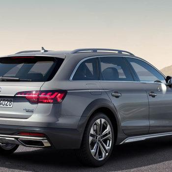 Audi A4 Allroad Quattro IAA 2019