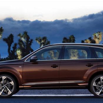 Audi Q7 IAA 2019