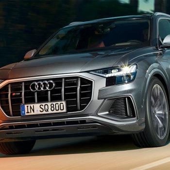 Audi Q8 TDI IAA 2019