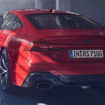 Audi RS7 Sportback IAA 2019