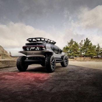 Audi AI:TRAIL Quattro IAA 2019