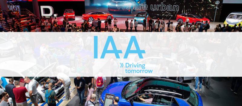 IAA 2019 Audi, Skoda, VW