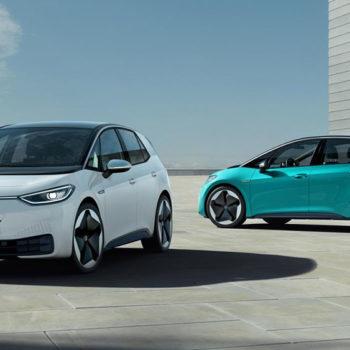 VW ID.3 IAA 2019