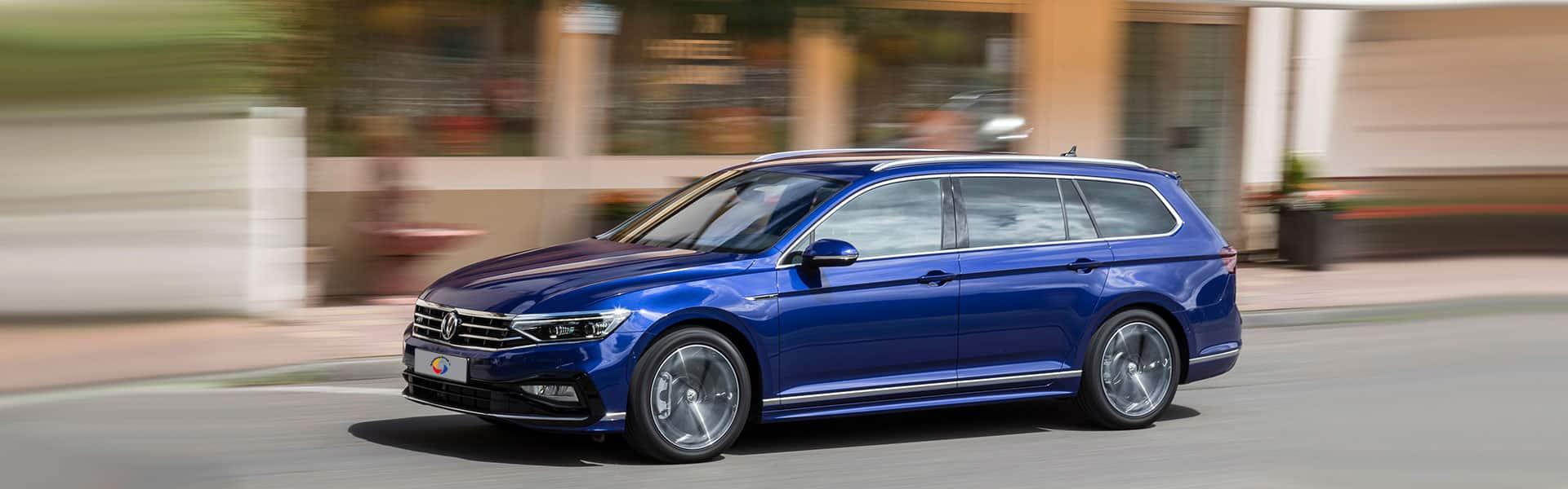 VW Passat Variant Scheidweg Garage