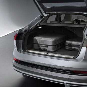 Audi E-tron Sportback 55 Quattro Gepäckraum