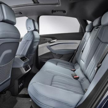 Audi E-tron Sportback 55 Quattro Innenraum