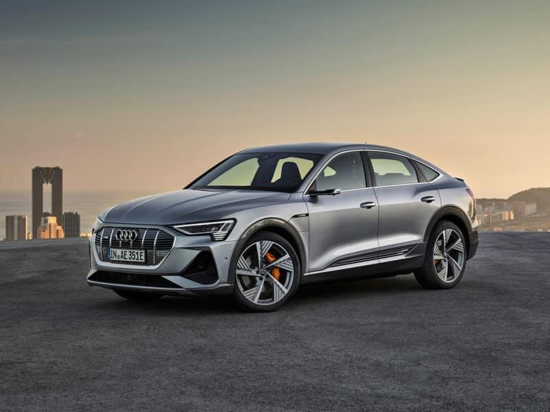 Audi E-tron Sportback – Weltpremiere